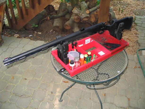 Graybeard Outdoors Remington Genesis 50 Cal