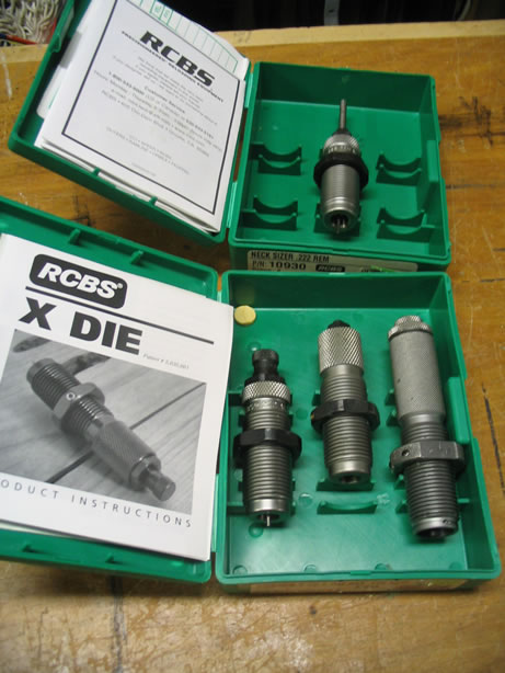 rcbs reloading dies instructions